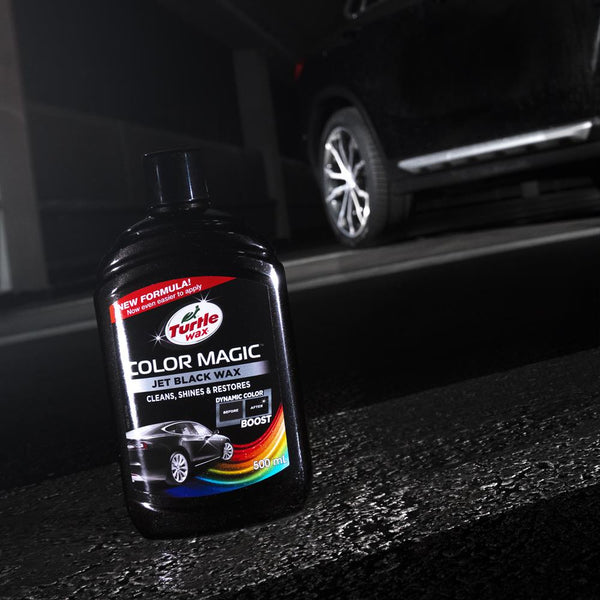 Color Magic Black 500ml