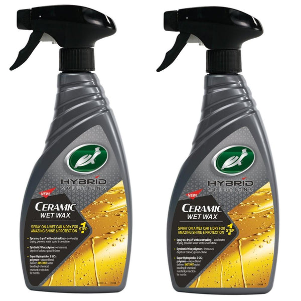 Hybrid Solutions Ceramic Wet Wax 2x500ml
