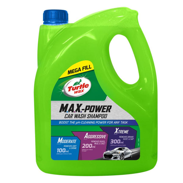 Turtle Wax Max Power 4 Litre