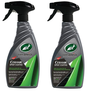 HYBRID SOLUTIONS CERAMIC SPRAY COATING 2x500ml