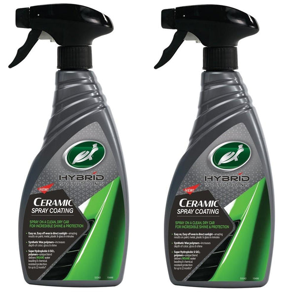 HYBRID SOLUTIONS CERAMIC SPRAY COATING 2x500 ML