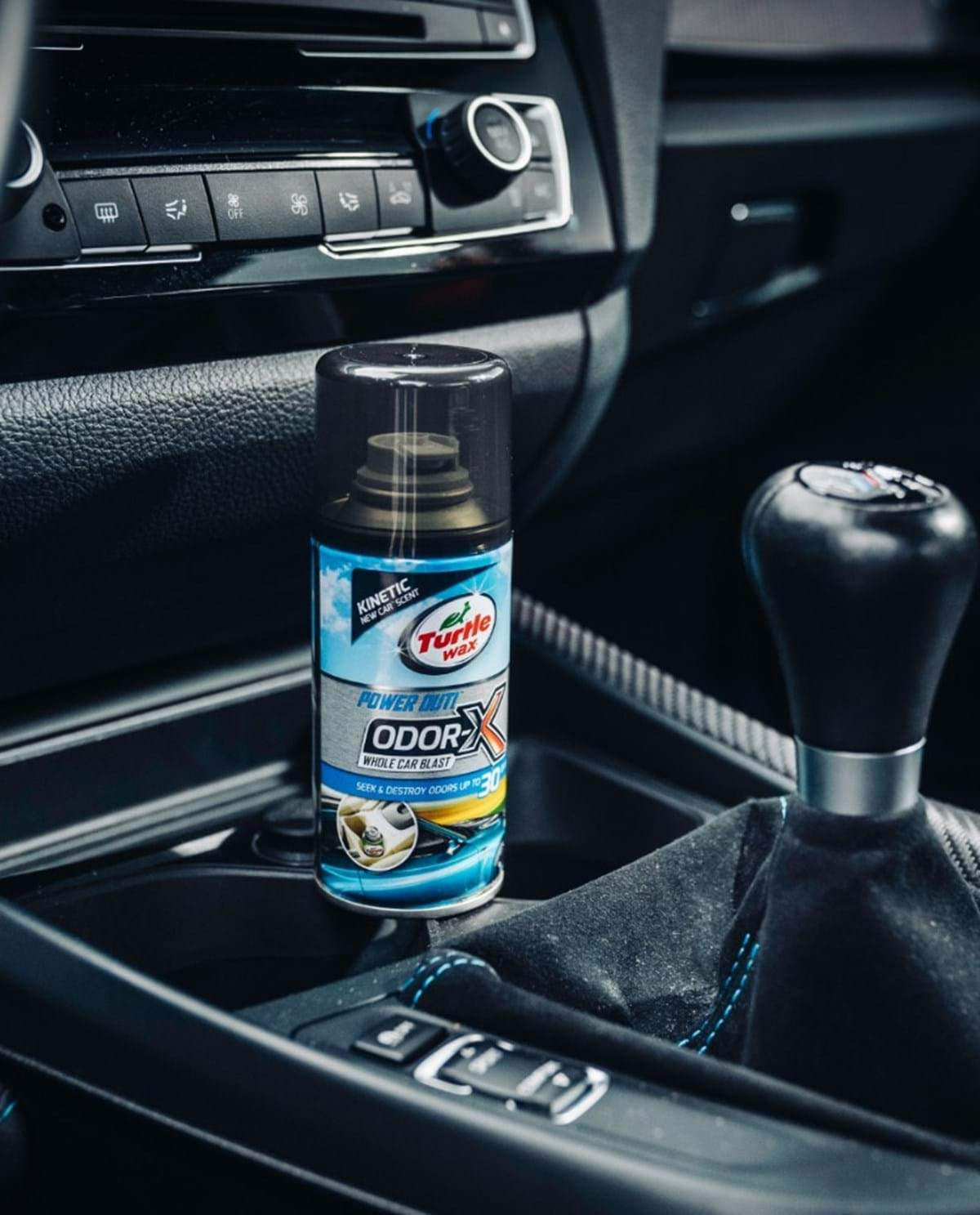 get smoke smell out of car vents