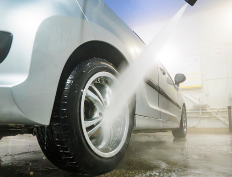 clean & shine tyre's