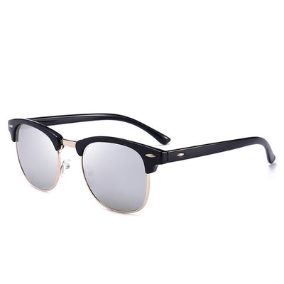 3f73eba9e058 Jsooyan 2018 Polarized Sunglasses Men Fashion Night Vision Driving Sunglass  Classic Retro Round Shades Sun Glasses