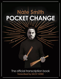 POCKET CHANGE official transcription book
