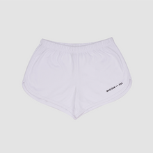 Load image into Gallery viewer, Running Shorts, White