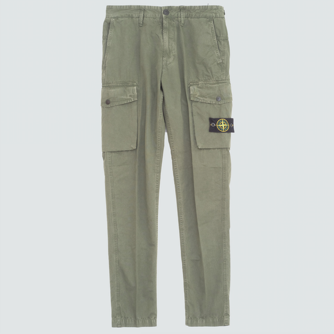 318WA T.CO+OLD Cargo Pants, Olive