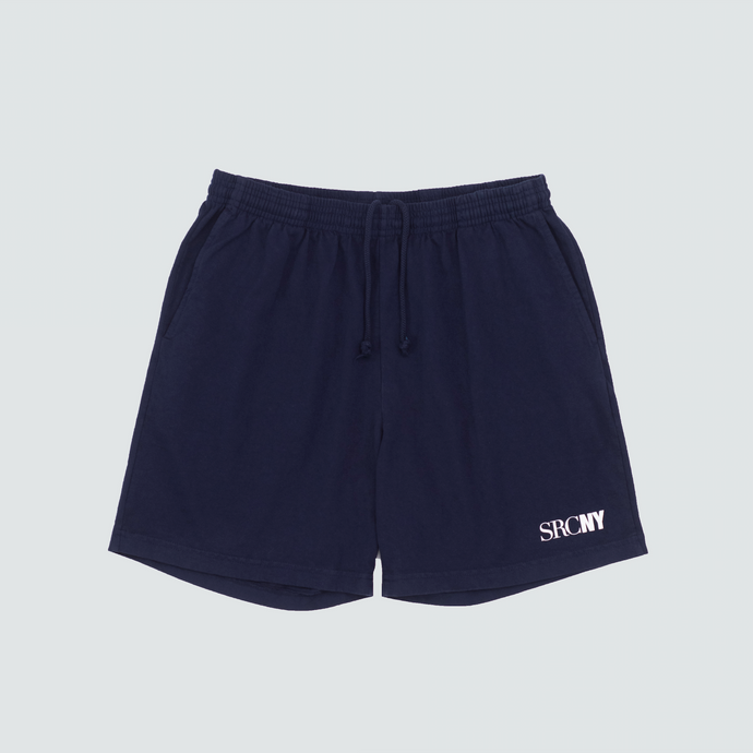 SRCNY Gym Short, Navy