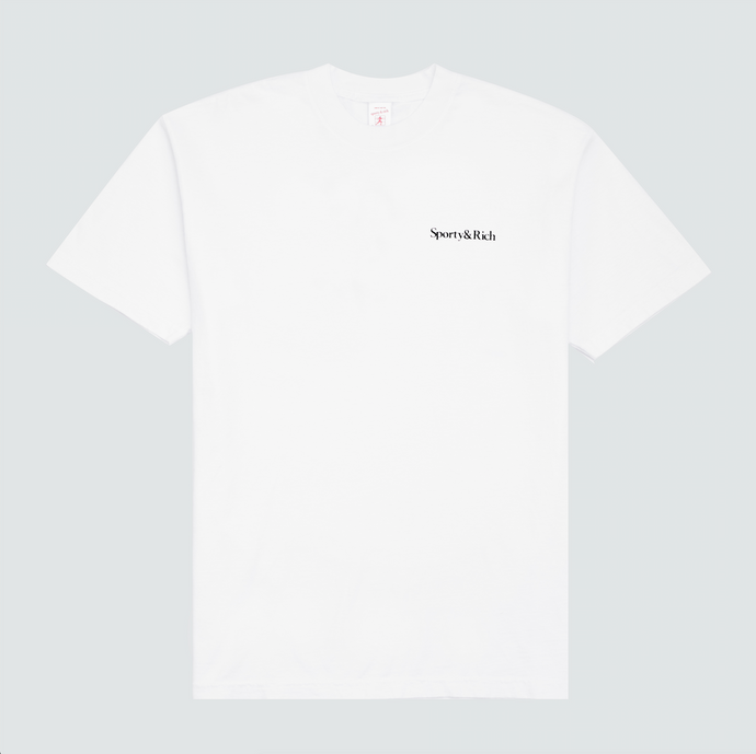 Health is Wealth T-Shirt, White