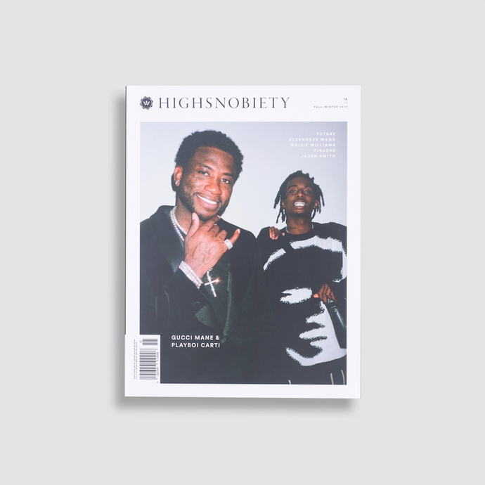 Highsnobiety Magazine Issue 15