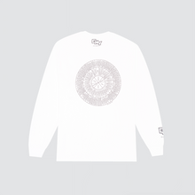 Load image into Gallery viewer, Feel Wheel x Luke Todd L/S, White