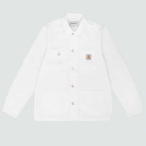 Michigan Chore Coat, White