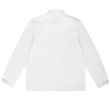 Load image into Gallery viewer, Michigan Chore Coat, White