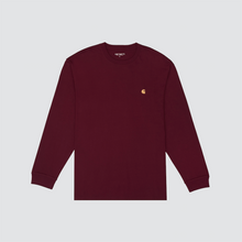 Load image into Gallery viewer, L/S Chase T-Shirt, Mulberry