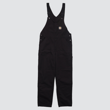 Load image into Gallery viewer, Bib Overall, Black
