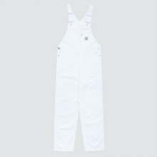 Load image into Gallery viewer, Bib Overall, White