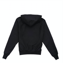 Load image into Gallery viewer, Madison Logo Hoodie, Black/Green