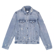 Load image into Gallery viewer, Classic Jacket, Hendrix Blue