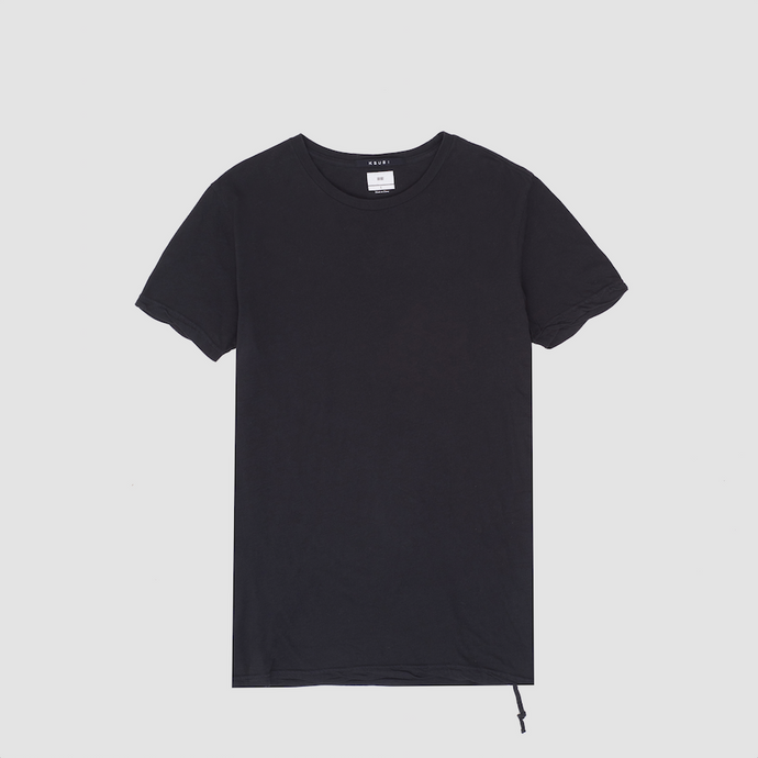 Seeing Lines SS Tee, Black