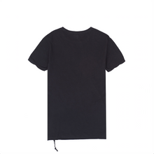 Load image into Gallery viewer, Seeing Lines SS Tee, Black