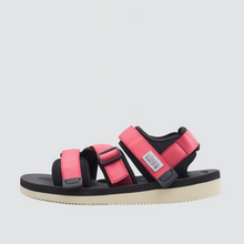 Load image into Gallery viewer, KISEE-V Strap Sandal, Red