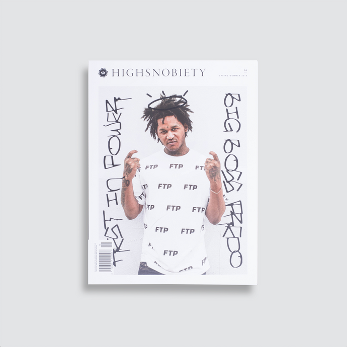 Highsnobiety Magazine Issue 16