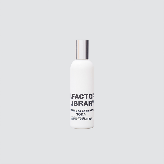 Olfactory Library Series 06: SYNTHETIC - Soda