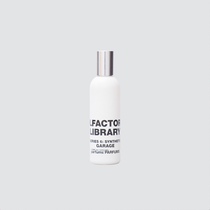 Olfactory Library Series 06: SYNTHETIC - Garage