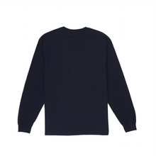 Load image into Gallery viewer, Better Classic Logo Pocket L/S, Navy