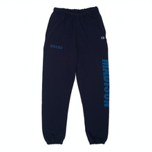 Load image into Gallery viewer, Tonal Racer Pant, Navy