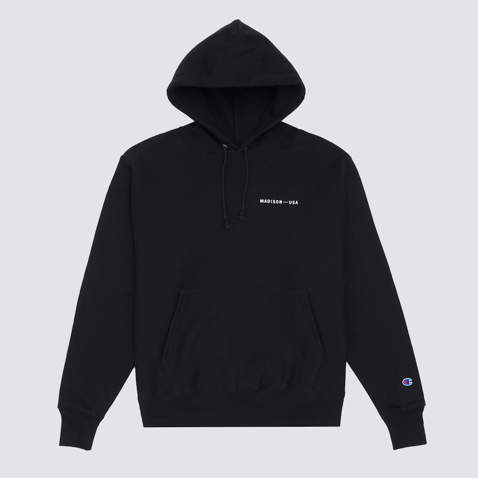 The Shining Hoodie, Black