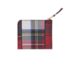Load image into Gallery viewer, Tartan Patchwork, Red