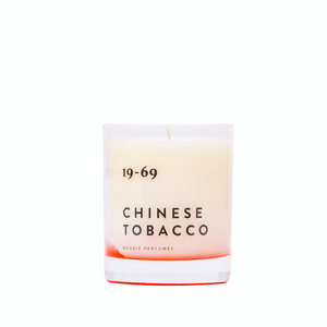 Chinese Tobacco Bougie Parfumée