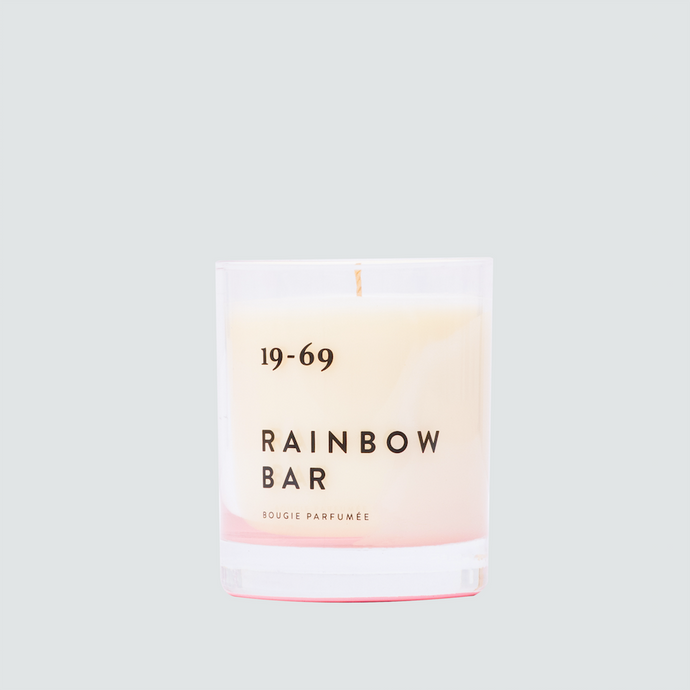 Rainbow Bar Bougie Parfumée