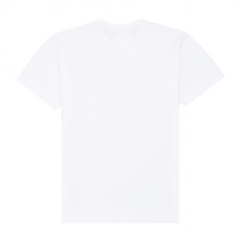 Load image into Gallery viewer, Red Play Embroidered T-Shirt , White