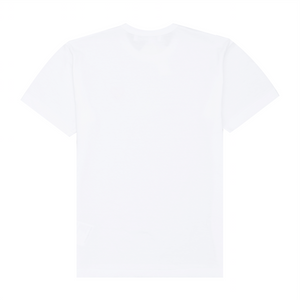 Green Play Embroidered T-Shirt , White