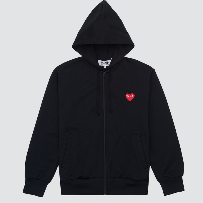 CDG Play Sweatshirt, Black