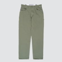 Load image into Gallery viewer, Carpenter Pants, Worker Green