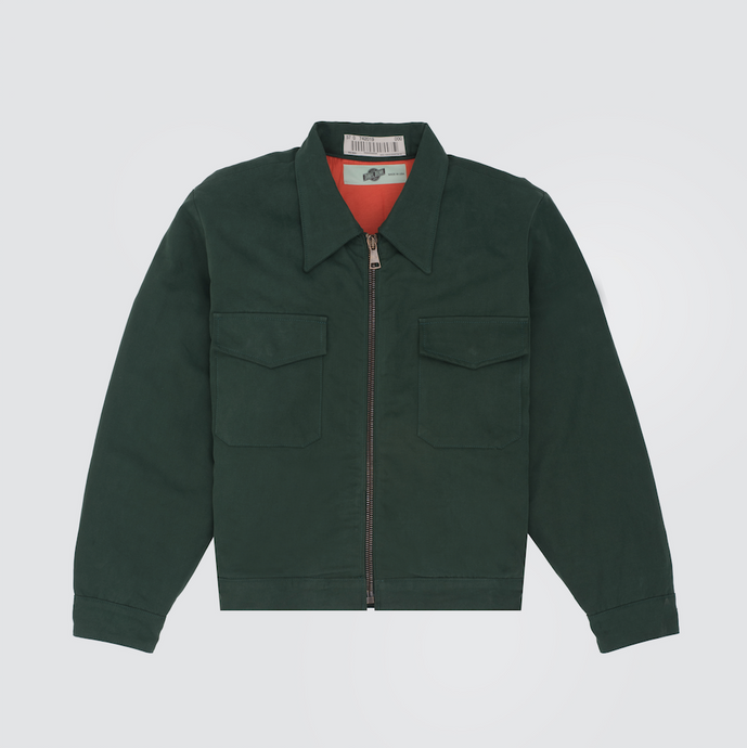 DB 3rd Shift Jacket, Green