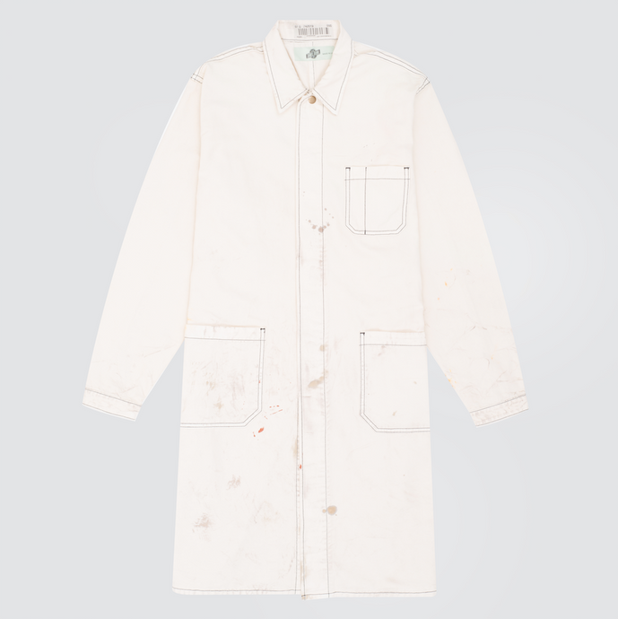 DB White Painter Coat, Paint