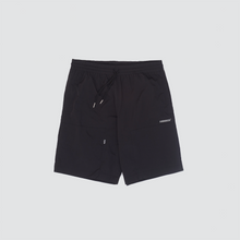 Load image into Gallery viewer, Halfway Track Shorts, Black