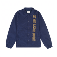 Load image into Gallery viewer, Nylon Coach Jacket, Navy