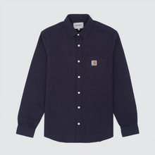 Load image into Gallery viewer, L/S Tony Shirt, Navy