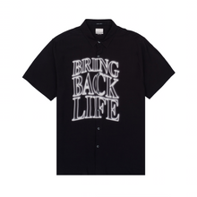Load image into Gallery viewer, Bring Back Life S/S Shirt, Black