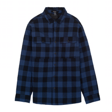 Load image into Gallery viewer, Dub L/S Shirt, Blue Check