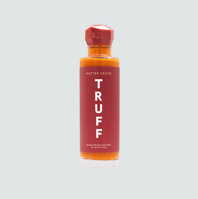 TRUFF Hotter Sauce, Black Truffle Infused