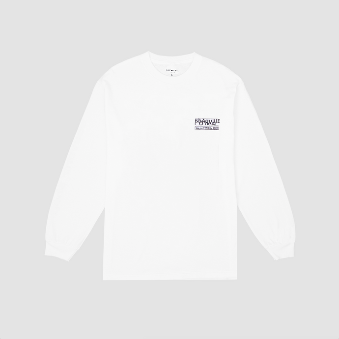 The Reign L/S, White