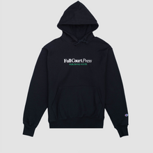 Load image into Gallery viewer, FCP Logo Hoodie, Black