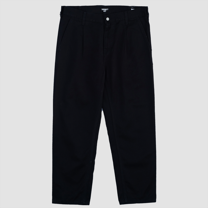 Abbott Pant, Black Stone Washed
