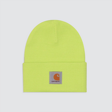Load image into Gallery viewer, Watch Beanie, Lime